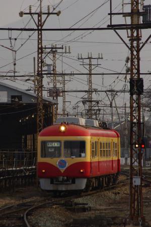 長野電鉄 2000系