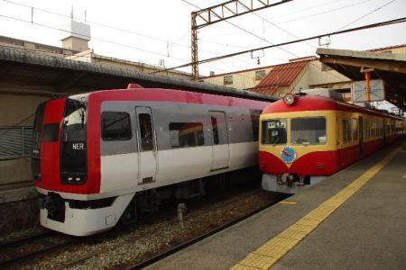 長野電鉄 2100系 2000系