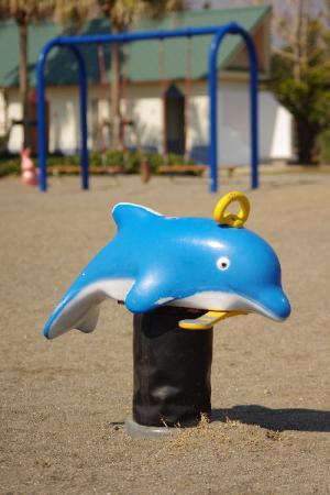 鴨川潮さい公園