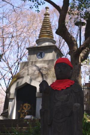上野大仏 パゴダ