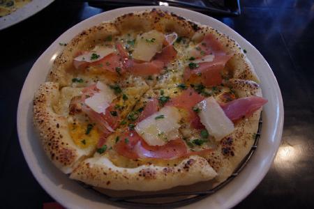 カーサフレスカ ピザ
