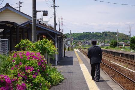 久留里線 横田駅