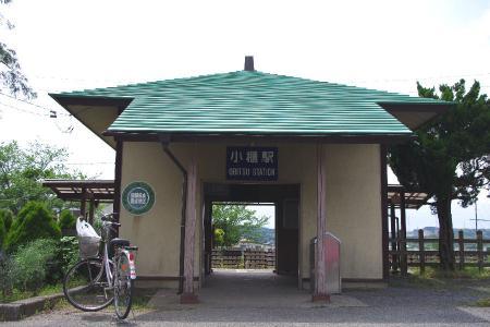 久留里線 小櫃駅
