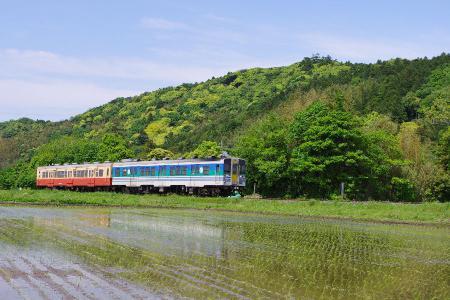 久留里線 キハ38・30