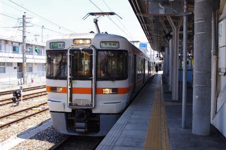 飯田線 313系