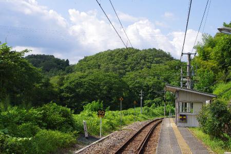 飯田線 千代駅