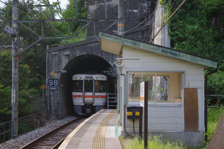 飯田線 田本駅