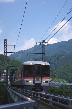 飯田線 ワイドビュー伊那路 373系