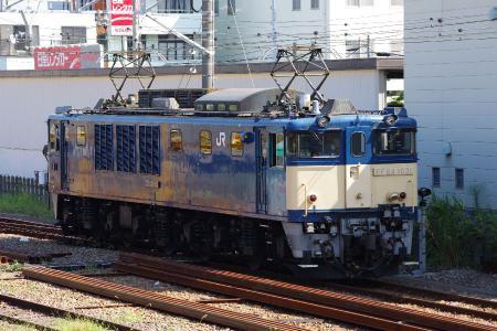木更津駅 EF64-1031