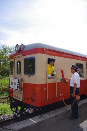 キハ52 国吉駅