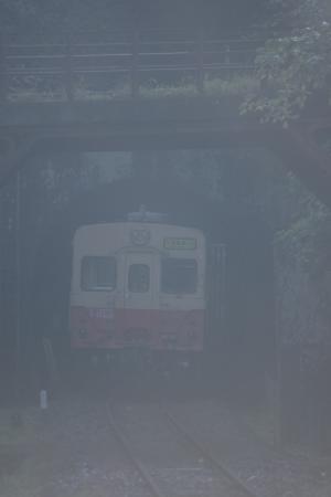 久留里線 トンネル キハ30