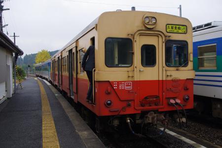 久留里線 久留里駅 キハ30・37・38