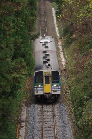 久留里線 キハ38・37