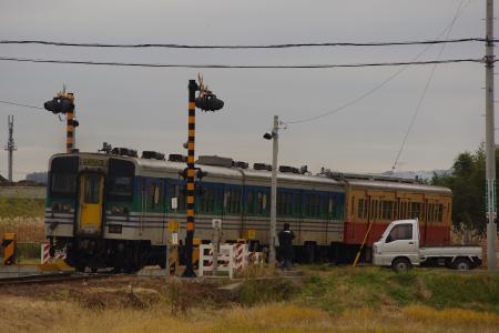 久留里線 キハ30・38