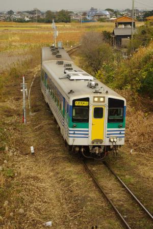 久留里線 キハ37