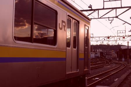 209系 安房鴨川駅