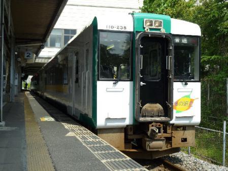 陸羽東線 キハ