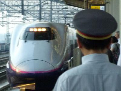 古川駅 はやて