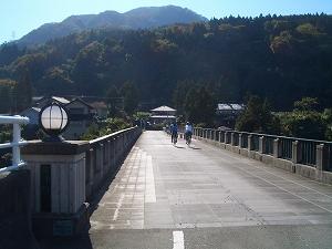 笹津の4代目橋。