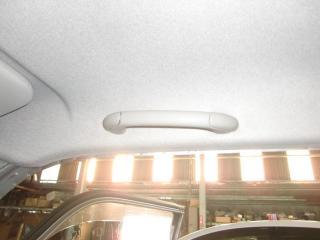 トヨタbB 福祉車両改造 アシストグリップ 20111006