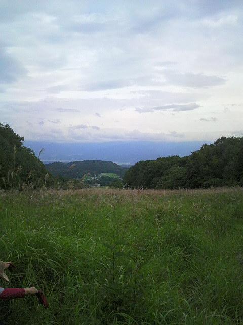 長野旅行ハイキング