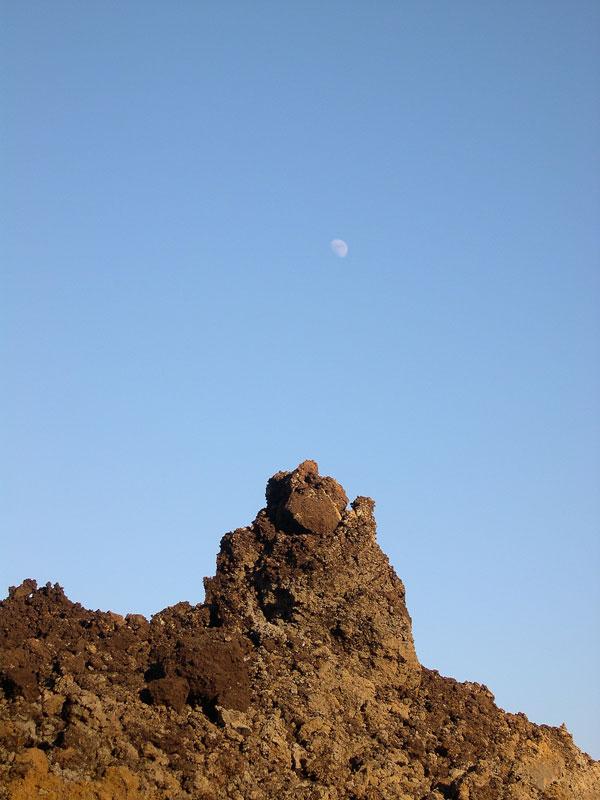 月が出ていた1