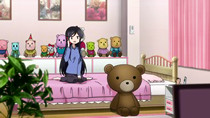 Aチャンネル+smile 第1話 『やまもりパンケーキ An accident』