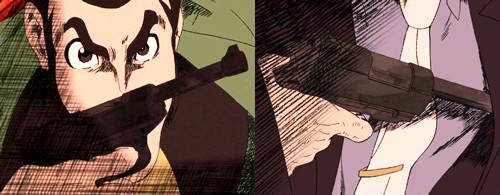 「LUPIN the Third -峰不二子という女-」 第5話 『血濡れた三角』