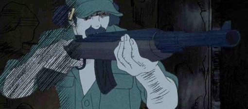 「LUPIN the Third -峰不二子という女-」 第7話 『音楽と革命』 フィラデル・ケストの小銃