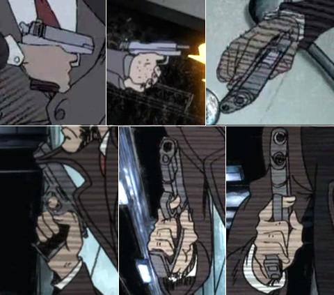 「LUPIN the Third -峰不二子という女-」 第10話 『死んだ街』