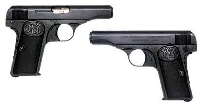FN ブローニングM1910
