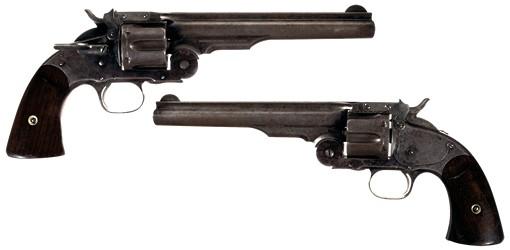S&W Model 3 スコフィールド 1st