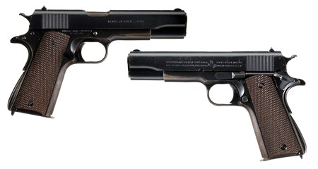 コルト ガバメント (M1911A1)
