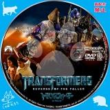トランスフォーマー/リベンジ_dvd_02 【原題】Transformers: Revenge of the Fallen