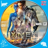 X-MEN: フューチャー&パスト_dvd_01 【原題】 X-Men: Days of Future Past