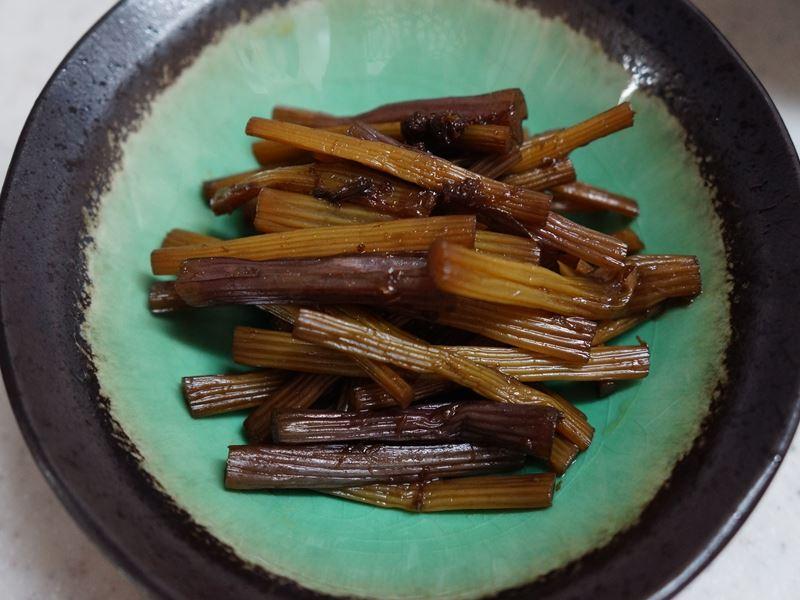 白菜の糠漬け
