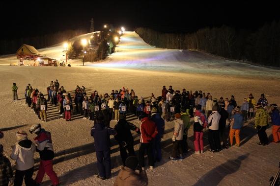 八方台スキー場