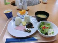 CIMG9063ホテル朝食