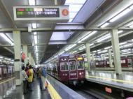 CIMG9148阪急梅田駅