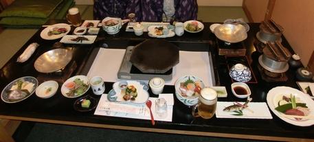 CIMG9168夕食のお料理