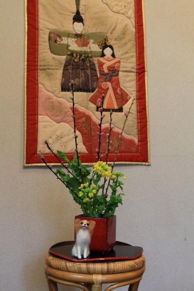 桃と菜の花ブログ0020