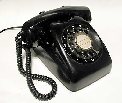 黒電話~1