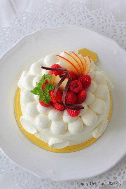 1128 誕生日ケーキ