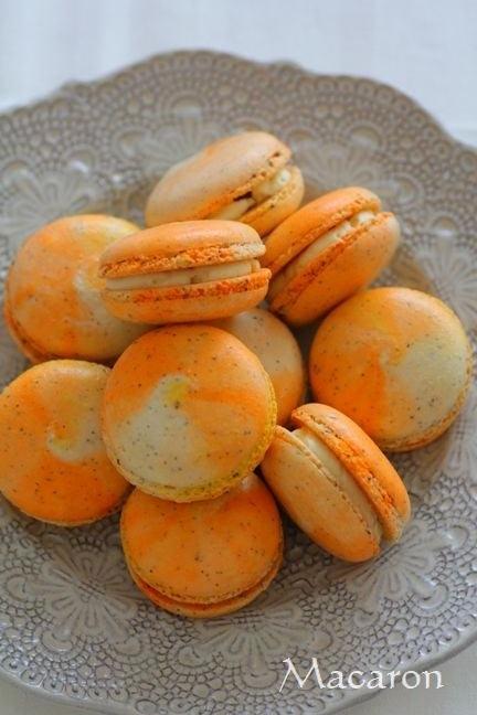 1127マカロンオレンジ