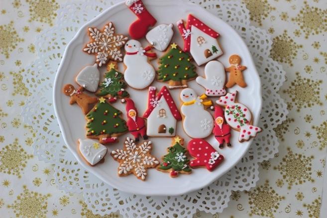 1210クリスマスクッキー