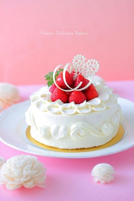 1228めぐちゃんケーキ
