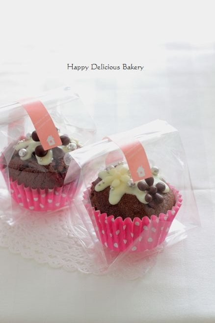 115糖質オフチョコカップケーキ3