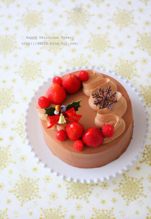 1207クリスマスケーキ