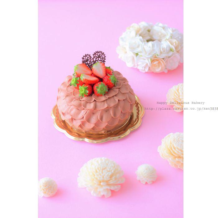 1212桜ちゃんケーキ