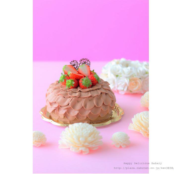 1212桜ちゃんケーキ2
